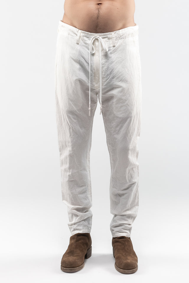 Easy Pant In White