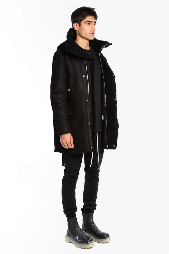 Rick Owens Jumbo Brother Parka