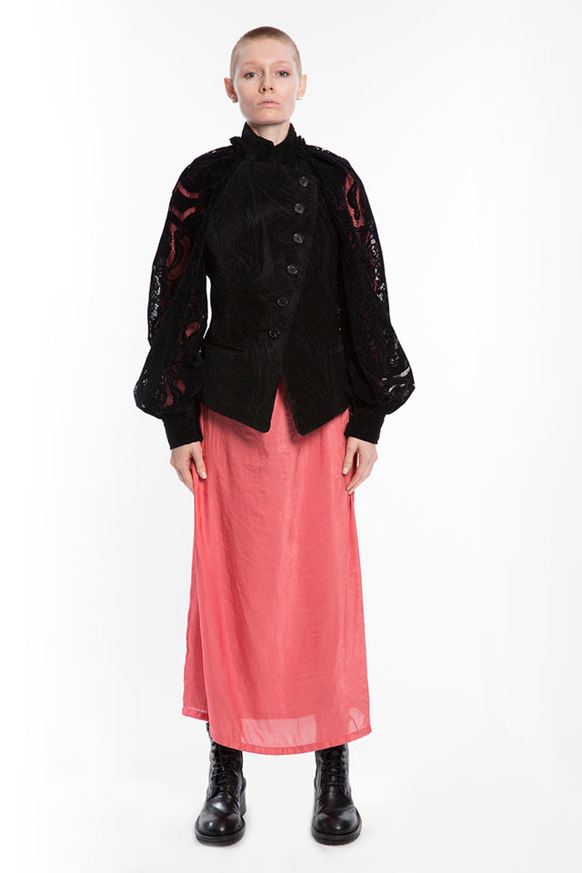 Ann Demeulemeester Fencing Jacket