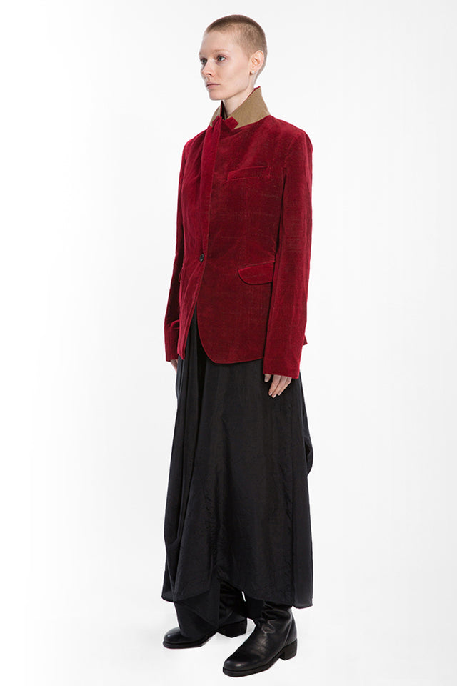 Uma Wang Karon Jacket In Red