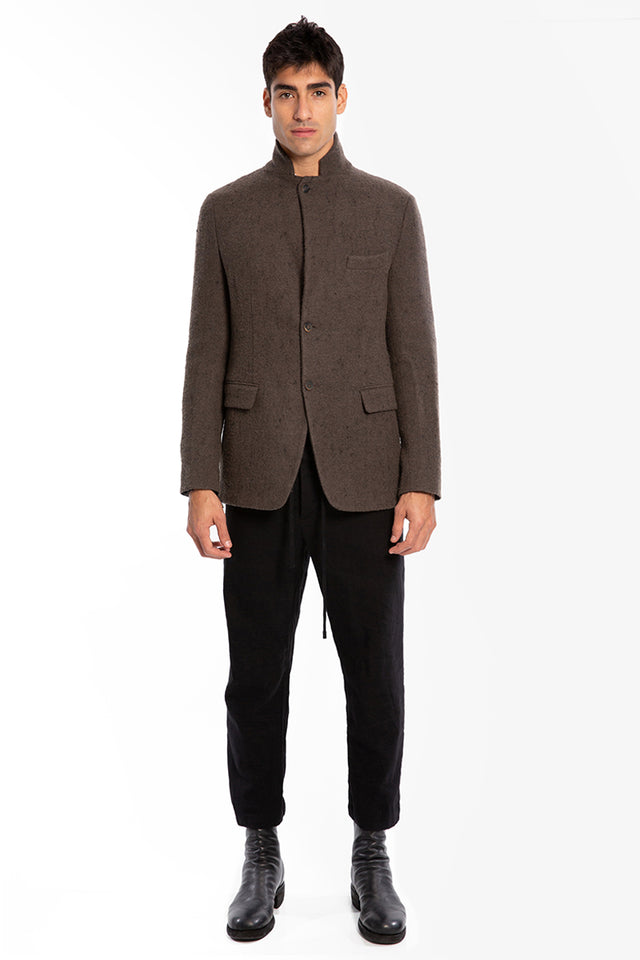 Forme D'Expression Open Stitched Blazer