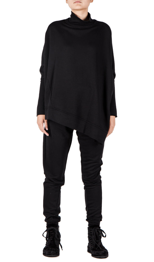 Ann Demeulemeester Sweater Grito Black