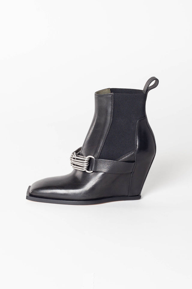 Rick Owens Elastic Sharp Wedge