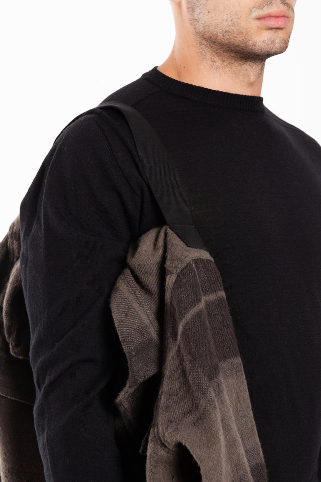 Rick Owens Dirt Shirt Woven Jacket in Dust