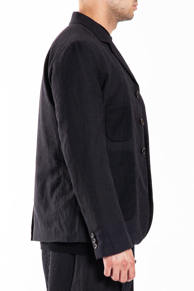 Uma Wang Jerome Jacket in Black