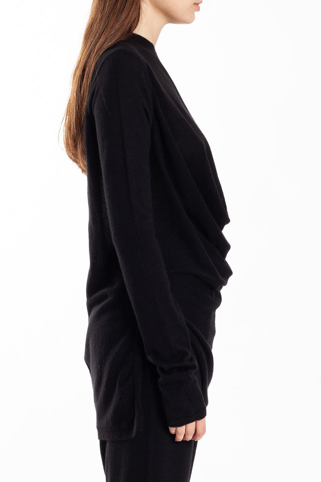 Rick Owens Draped Knit