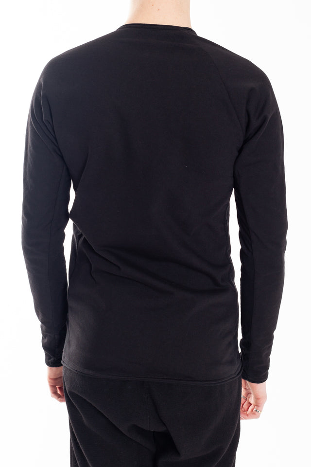 Layer-0 T-shirt 75M in Black