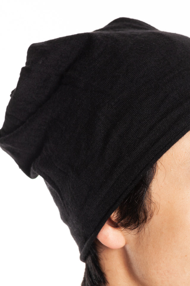 Label Under Construction Lunar Square Reversible Beanie