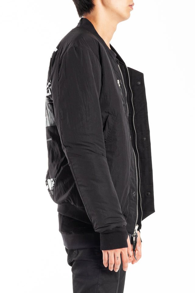 11 by BBS J3 Bomber Jacket