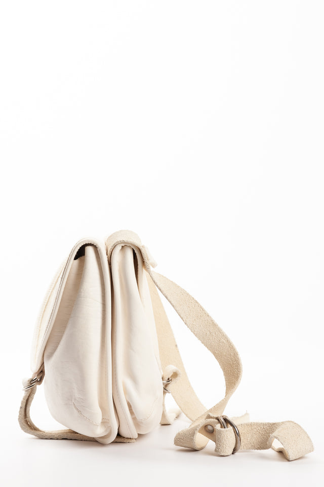 Guidi TF02 Soft Horse Full Grain Crossbody Bag in CO00T