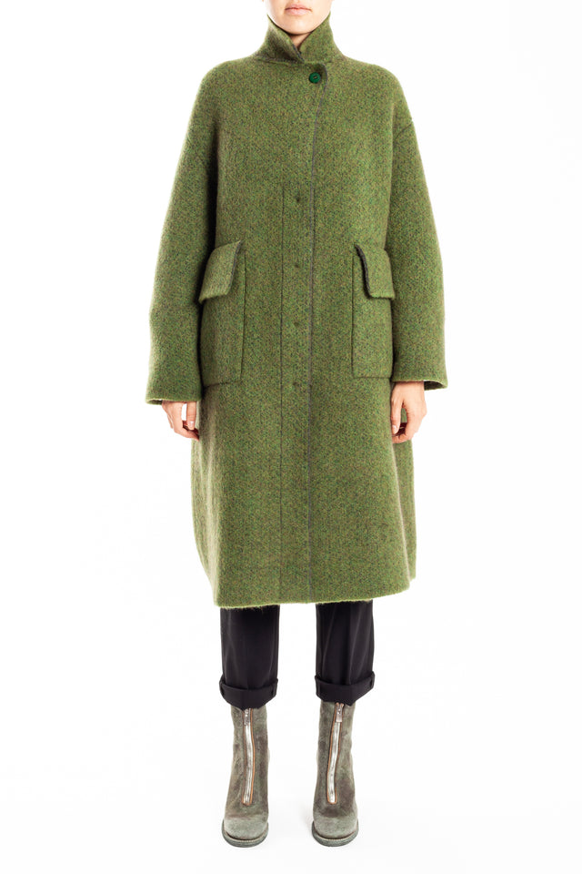 Boboutic 3353 Sweater in Green