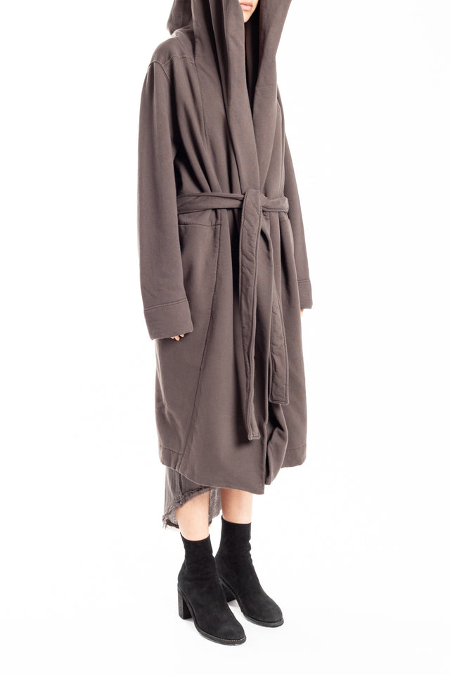 Rick Owens Drkshdw Spa Robe in DarkDust