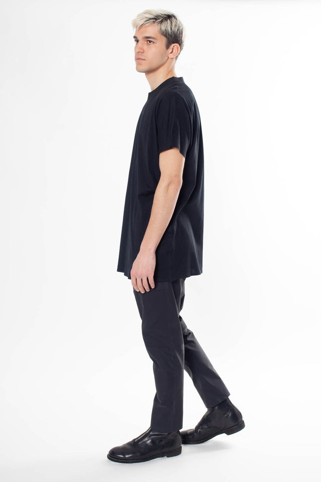 Barbara Alan Bonded T-shirt in Black