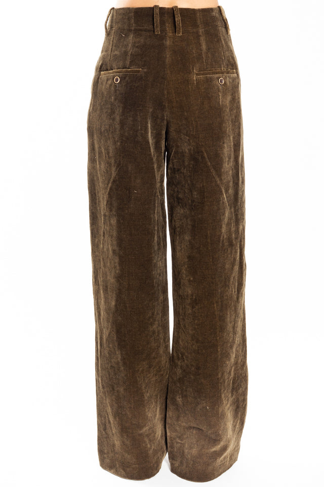 Uma Wang Potina Pants in Brown