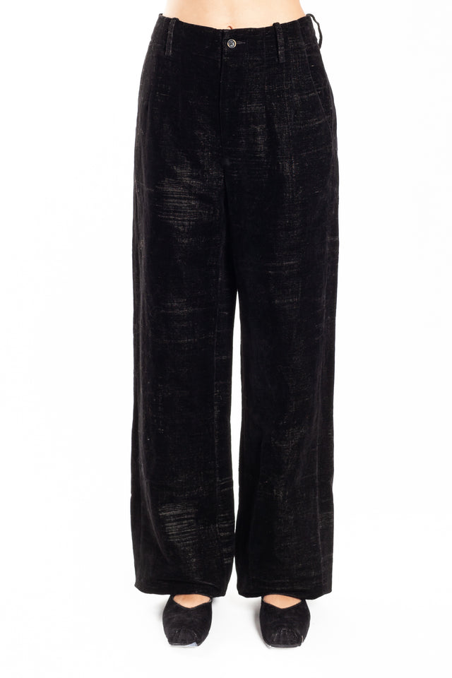 Uma Wang Potina Pants in Black