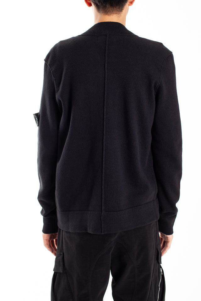 Stone Island Shadow Knitwear in Black