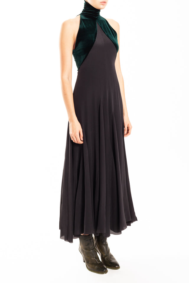 Haider Ackermann Halterneck Kerria Dress
