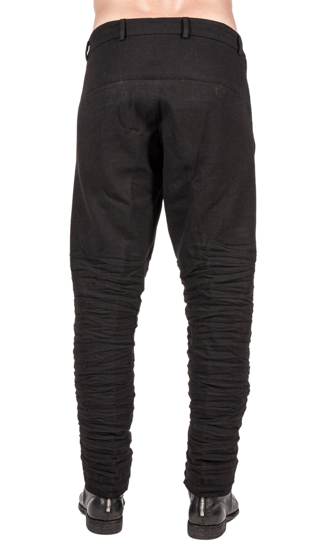 Layer-0 W. AP Pant In Black