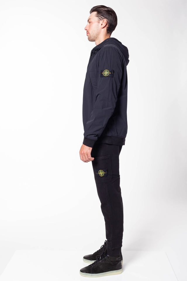 Stone Island Hooded Short Parka