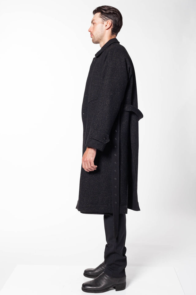 Abasi Rosborough Arc Overcoat