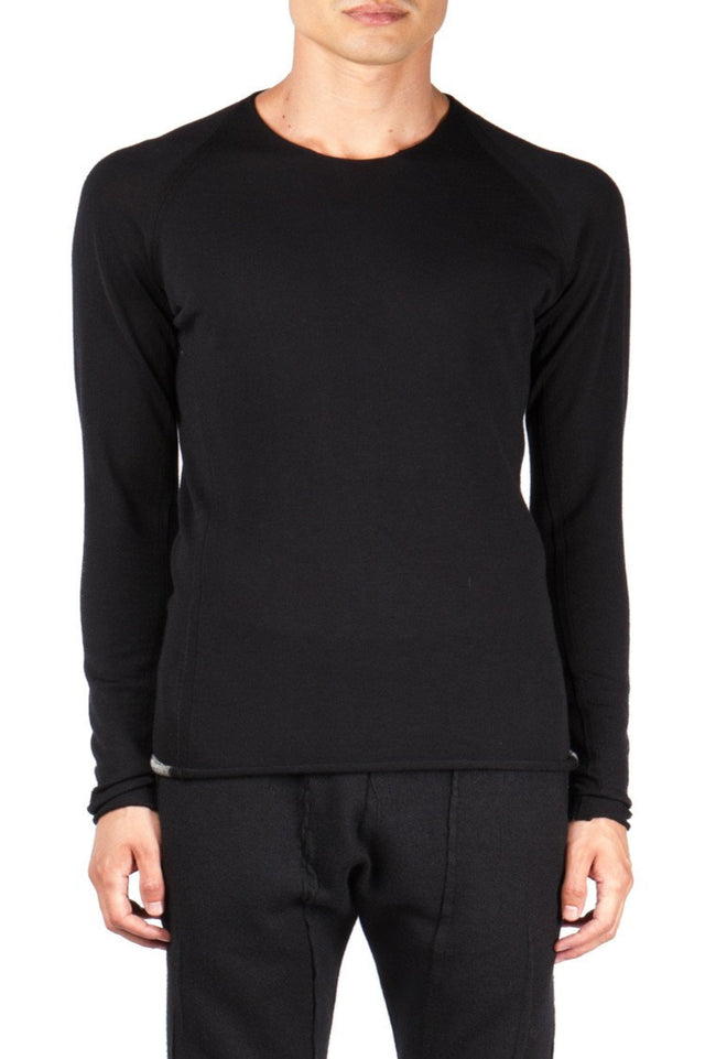 Armpit Gusset Sweater