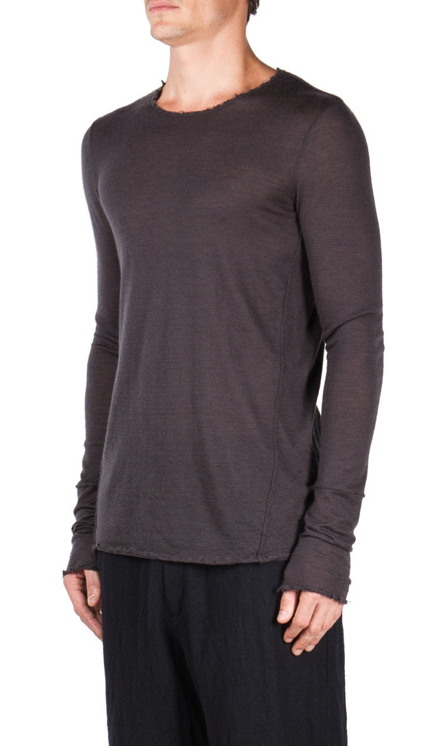 Frayed Edge Sweater