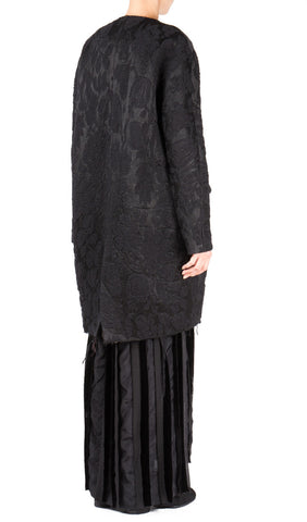 Black Covo Coat