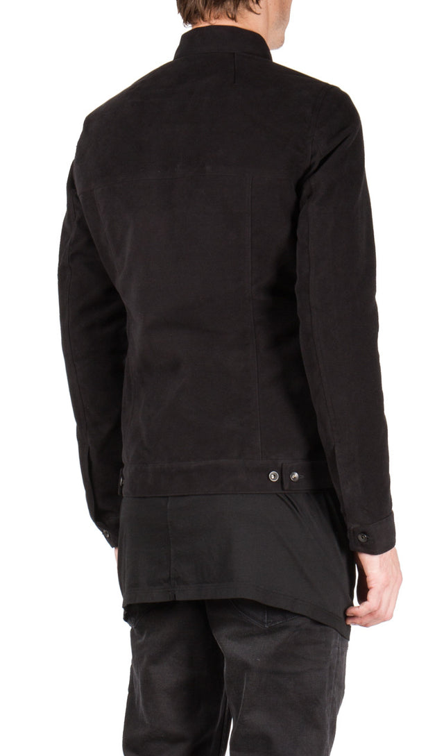 Sliced Worker Jacket