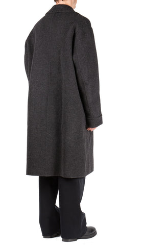 DBF Big Coat in Grey