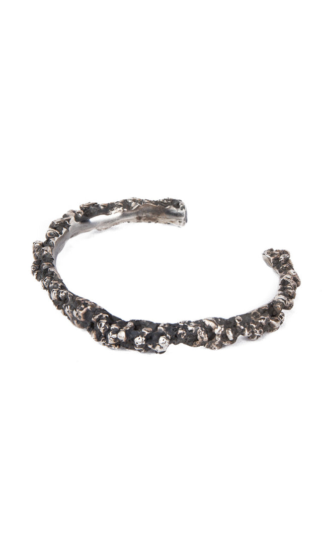 Tobias Wistisen Small Lava Branch bangle