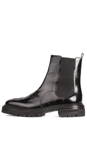Chelsea Boot with Patches