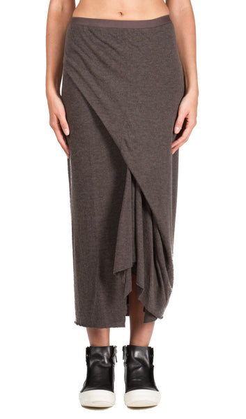 DarkDust Wrap Skirt