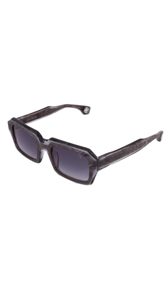 Blake Kuwahara Breuer Sunglasses In Granite