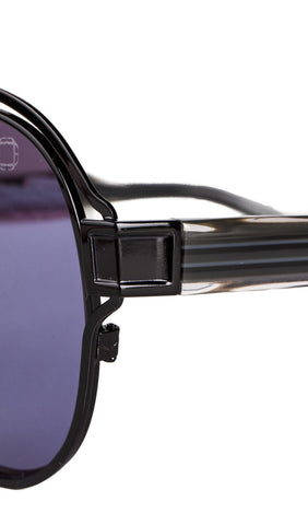 Black Sullivan Sunglasses