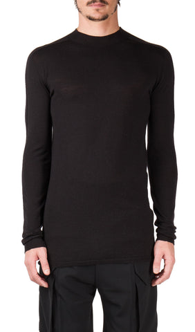 Level Lupetto Sweater in Black