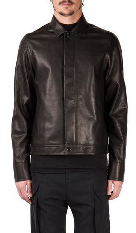 Brotherhood Leather Jacket