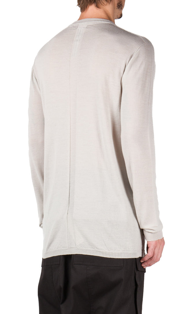 Oversized Round Neck in Dinge