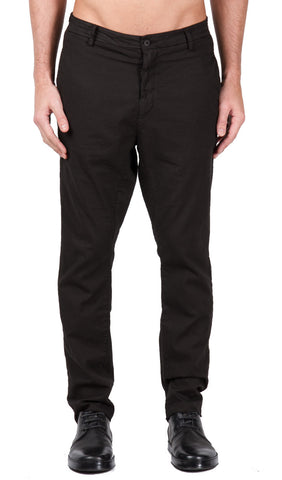 Regular Trouser in Black