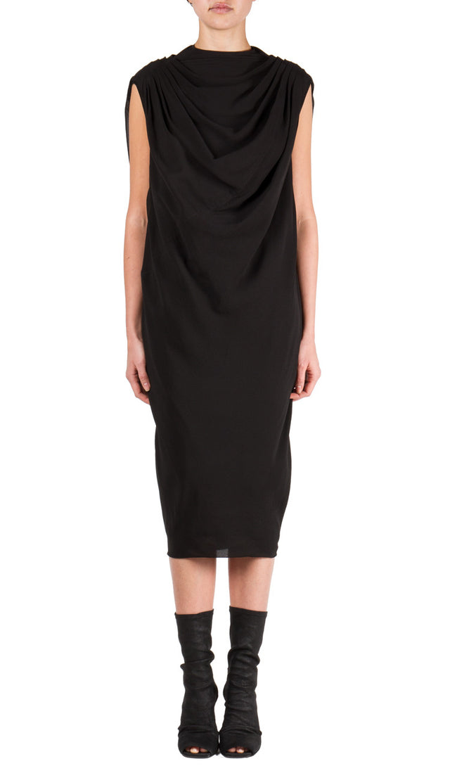 Claudette Dress in Black