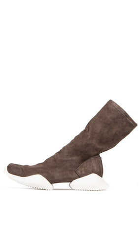 darkdust ankle boot with vicious sole