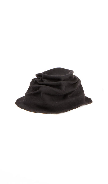 Easy Burnt Crushed Hat