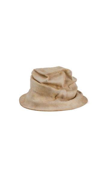 Wrinkle Crown Hat