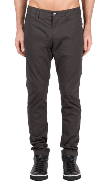 Zip Pocket Pant in Charcoal