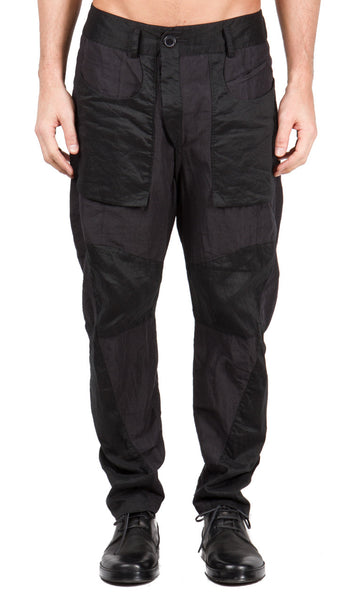 Tapered Reverse Pant