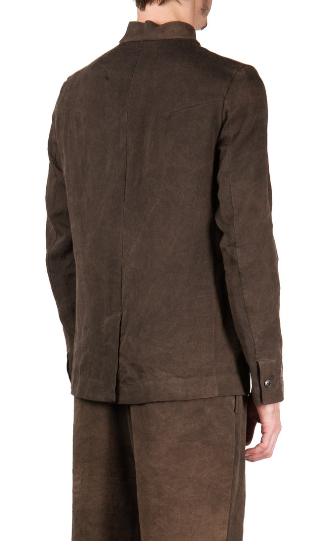Franco Jacket in Brown