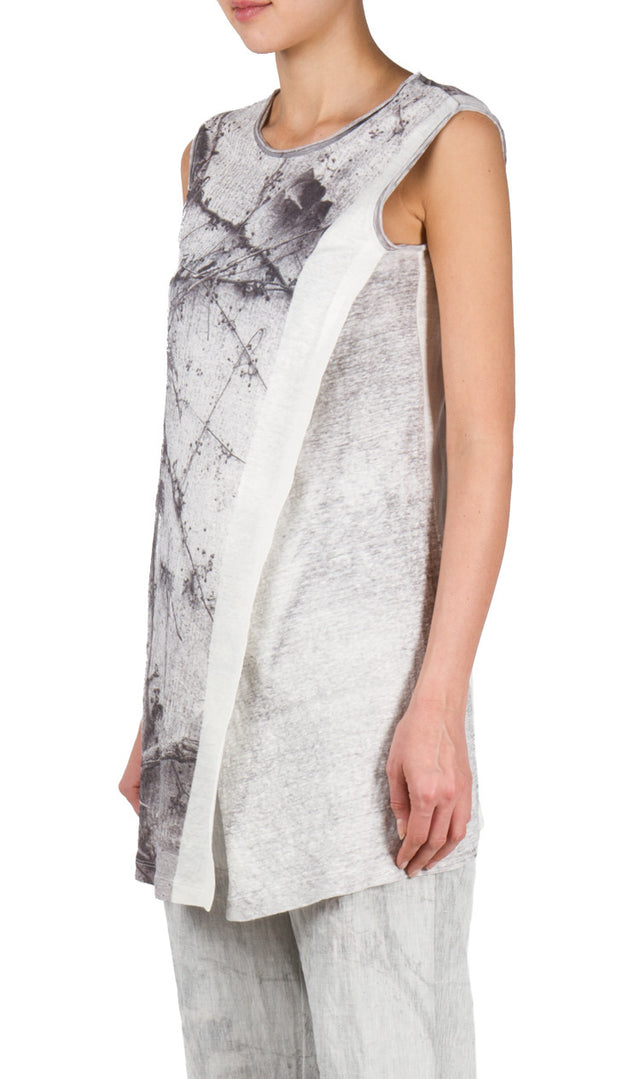 Forme d'expression Layered Tank