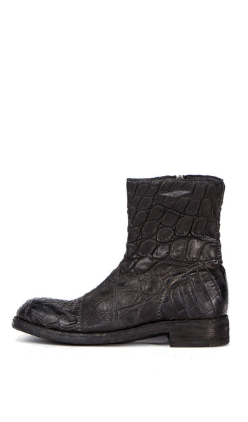 crocodile boot