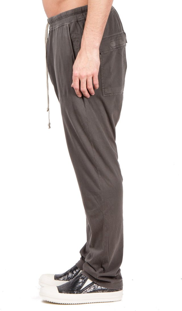 long drawstring pant in darkdust