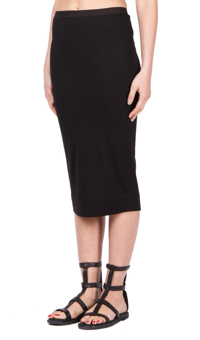 short pillar skirt