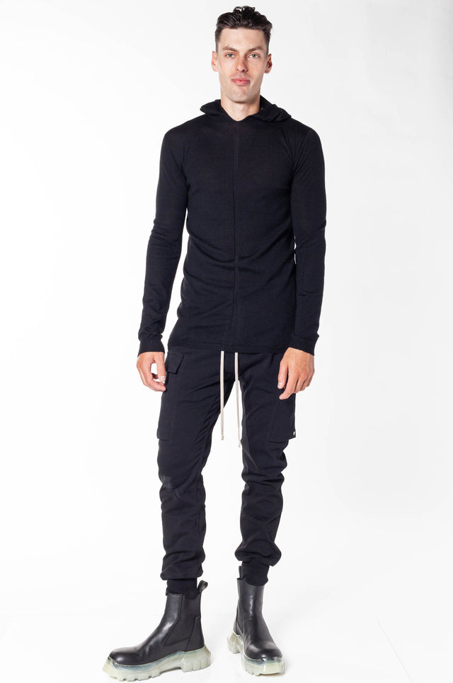 Rick Owens LS Cashmere Hoody